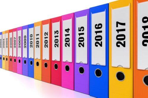 Overzicht in je documenten