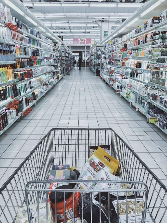 uitgaven voor boodschappen verminderen
