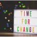 Tips om te breken met oude gewoontes