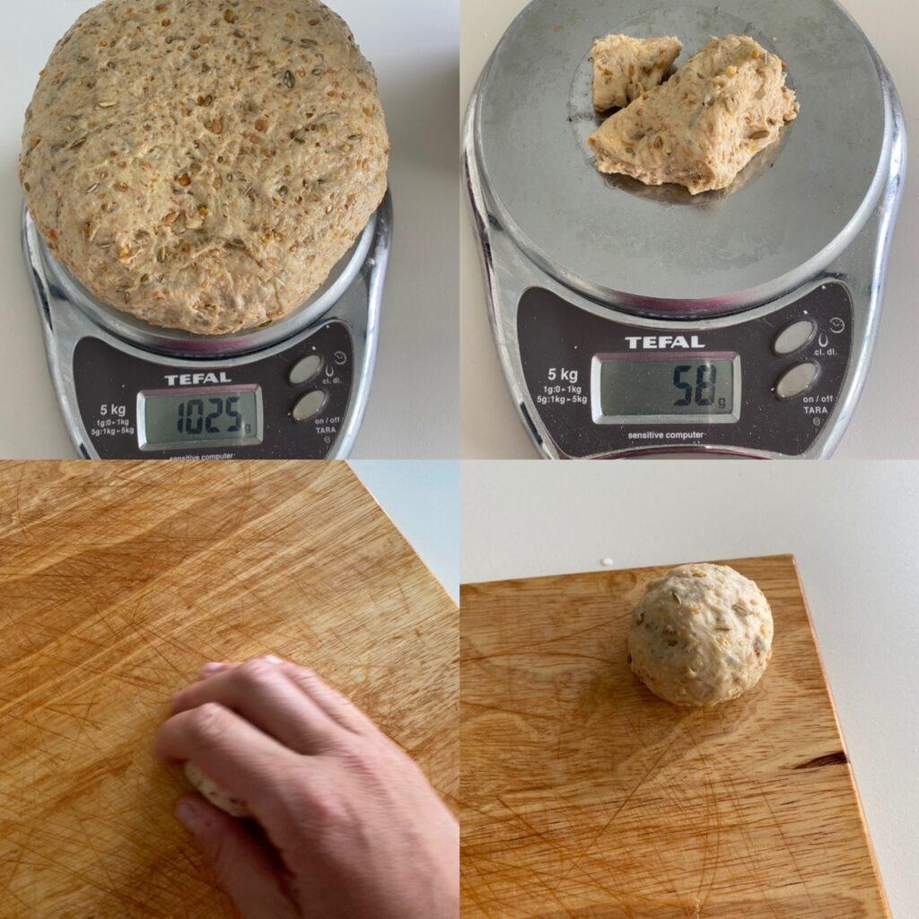 Heerlijke zelfgemaakte broodjes